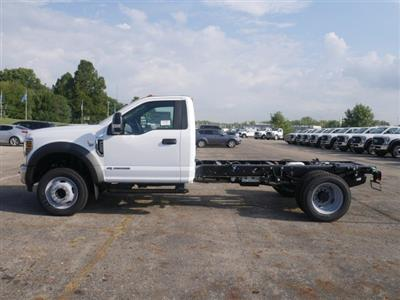 2019 F-550 Regular Cab DRW 4x2,  Cab Chassis #FTK1233 - photo 5