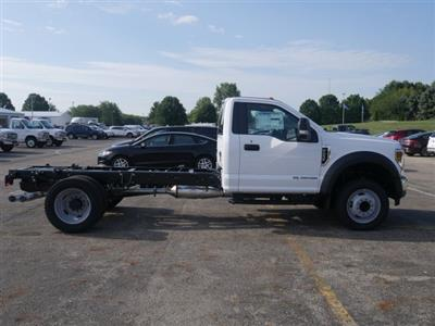 2019 F-550 Regular Cab DRW 4x2,  Cab Chassis #FTK1233 - photo 8