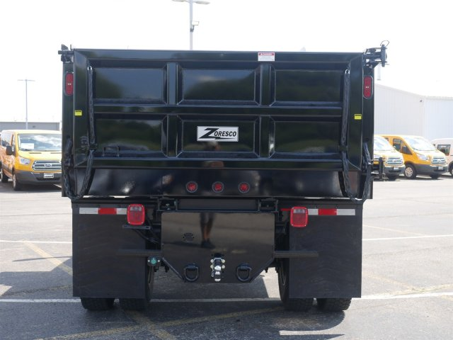2019 F-750 Regular Cab DRW 4x2,  Rugby Dump Body #FTK1245 - photo 6