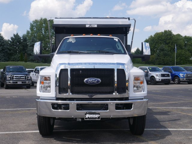 2019 F-750 Regular Cab DRW 4x2,  Rugby Dump Body #FTK1246 - photo 4