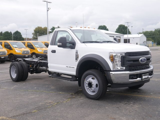 2019 F-550 Regular Cab DRW 4x2,  Cab Chassis #FTK1273 - photo 3