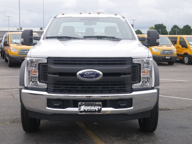 2019 F-550 Regular Cab DRW 4x2,  Cab Chassis #FTK1273 - photo 4