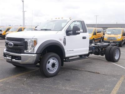 2019 F-550 Regular Cab DRW 4x2,  Cab Chassis #FTK1273 - photo 1