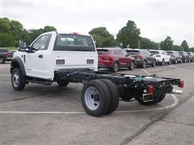 2019 F-550 Regular Cab DRW 4x2,  Cab Chassis #FTK1273 - photo 2