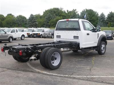 2019 F-550 Regular Cab DRW 4x2,  Cab Chassis #FTK1273 - photo 7