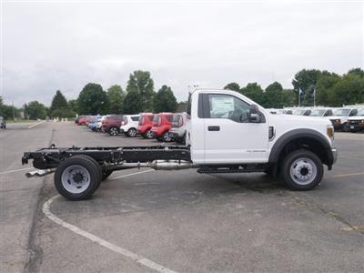2019 F-550 Regular Cab DRW 4x2,  Cab Chassis #FTK1273 - photo 8