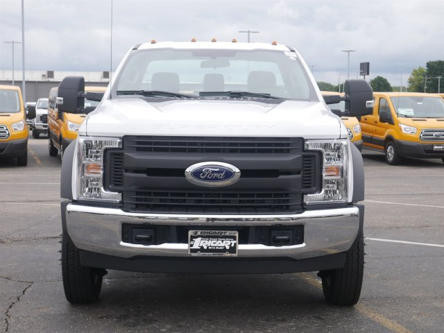 2019 F-550 Regular Cab DRW 4x2,  Cab Chassis #FTK1274 - photo 1