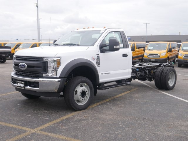 2019 F-550 Regular Cab DRW 4x2,  Cab Chassis #FTK1274 - photo 5