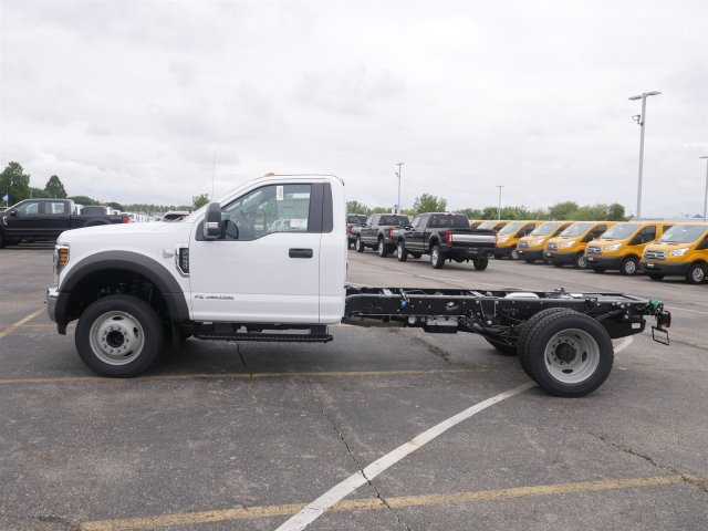 2019 F-550 Regular Cab DRW 4x2,  Cab Chassis #FTK1274 - photo 2