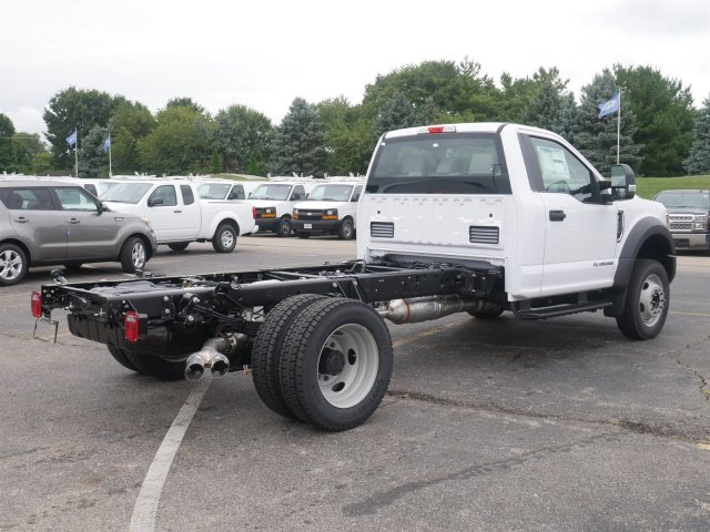2019 F-550 Regular Cab DRW 4x2,  Cab Chassis #FTK1274 - photo 8