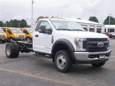 2019 F-550 Regular Cab DRW 4x2,  Cab Chassis #FTK1274 - photo 3
