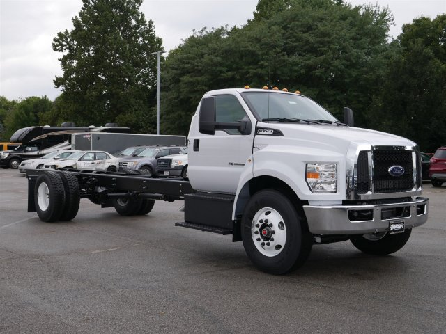 2019 F-750 Regular Cab DRW 4x2,  Cab Chassis #FTK1286 - photo 3