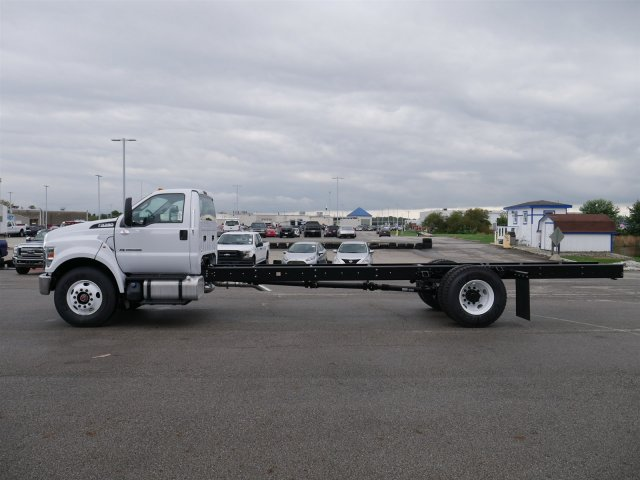 2019 F-750 Regular Cab DRW 4x2,  Cab Chassis #FTK1286 - photo 5