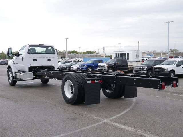 2019 F-750 Regular Cab DRW 4x2,  Cab Chassis #FTK1286 - photo 2