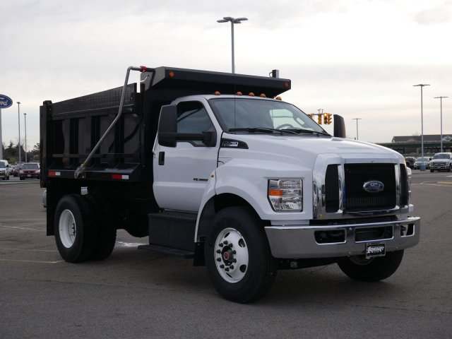 2019 F-750 Regular Cab DRW 4x2,  Cab Chassis #FTK1289 - photo 3