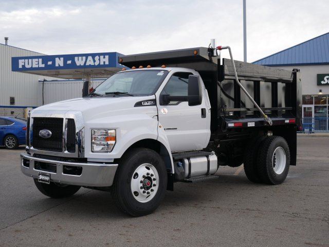 2019 F-750 Regular Cab DRW 4x2,  Cab Chassis #FTK1289 - photo 5