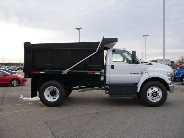 2019 F-750 Regular Cab DRW 4x2,  Cab Chassis #FTK1289 - photo 9