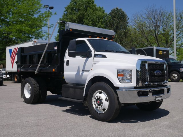 2019 F-750 Regular Cab DRW 4x2,  Cab Chassis #FTK1312 - photo 3