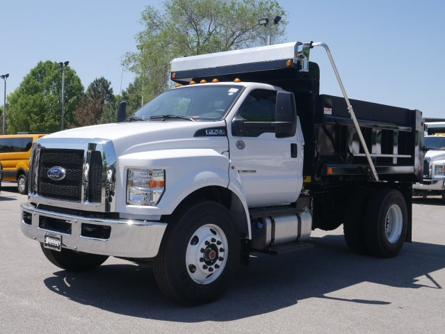 2019 F-750 Regular Cab DRW 4x2,  Cab Chassis #FTK1312 - photo 5