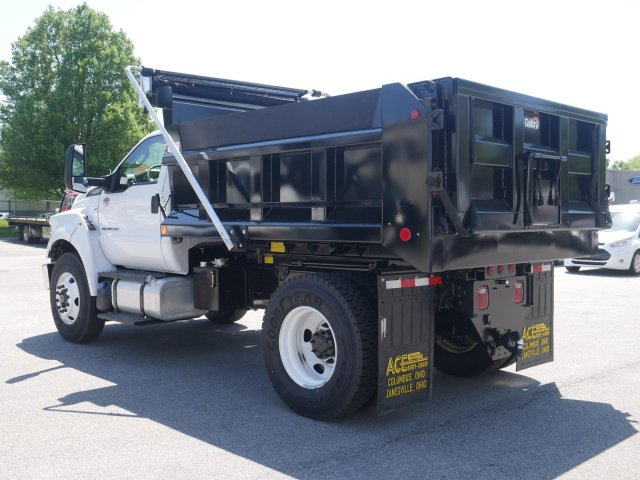 2019 F-750 Regular Cab DRW 4x2,  Cab Chassis #FTK1312 - photo 6