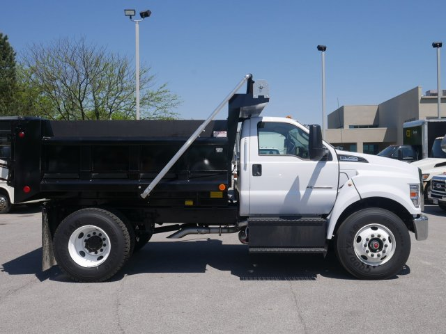 2019 F-750 Regular Cab DRW 4x2,  Cab Chassis #FTK1312 - photo 9