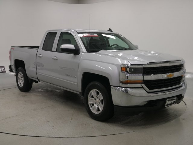 2018 Silverado 1500 Double Cab 4x4,  Pickup #FTK1317A - photo 1