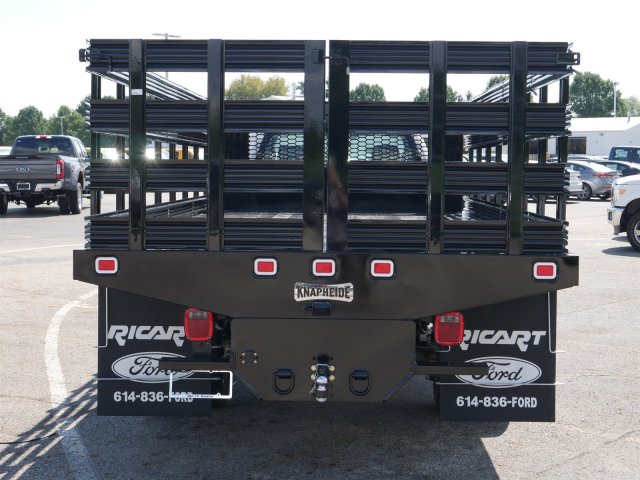 2019 F-550 Regular Cab DRW 4x2,  Knapheide Stake Bed #FTK1320 - photo 6