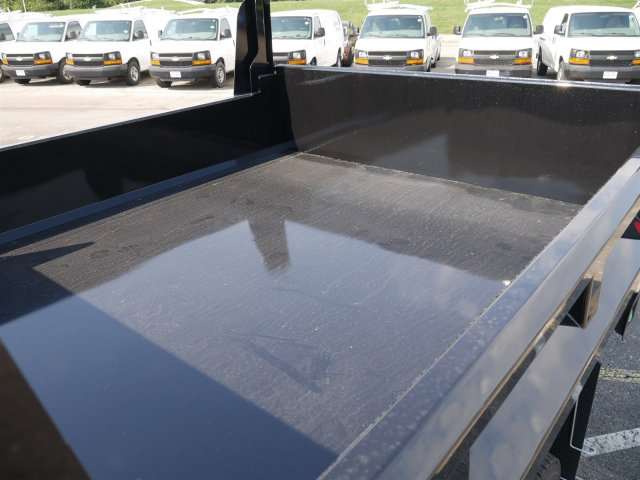 2019 F-550 Regular Cab DRW 4x4,  Rugby Dump Body #FTK1350 - photo 18