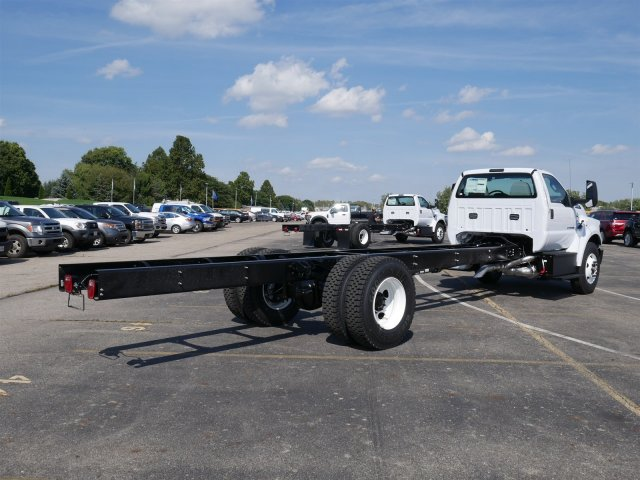 2019 F-750 Regular Cab DRW 4x2,  Cab Chassis #FTK1408 - photo 7