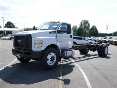 2019 F-750 Regular Cab DRW 4x2,  Cab Chassis #FTK1408 - photo 1