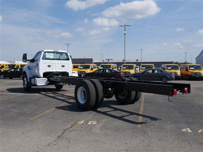 2019 F-750 Regular Cab DRW 4x2,  Cab Chassis #FTK1408 - photo 2
