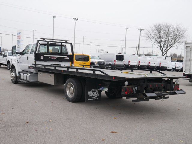 2019 F-650 Super Cab DRW 4x2,  Danco Products 12 Series Steel Rollback Body #FTK1415 - photo 2