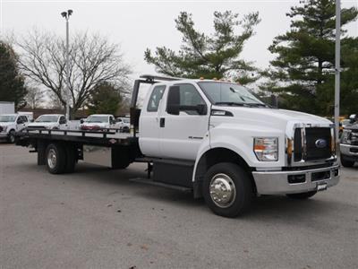 2019 F-650 Super Cab DRW 4x2,  Danco Products 12 Series Steel Rollback Body #FTK1415 - photo 3