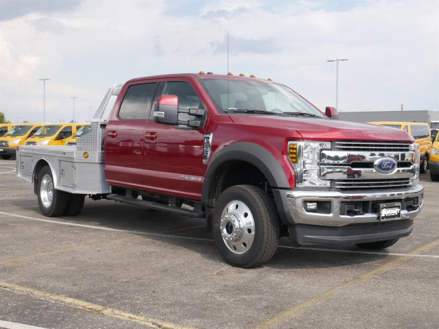 2019 F-550 Crew Cab DRW 4x4,  Platform Body #FTK1426 - photo 3