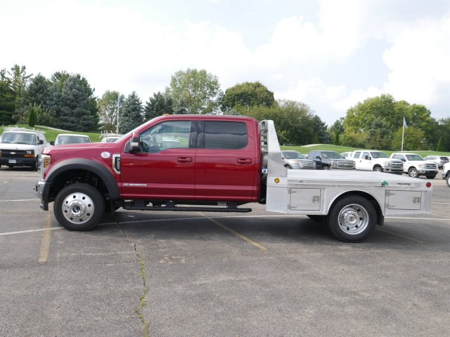 2019 F-550 Crew Cab DRW 4x4,  Platform Body #FTK1426 - photo 12