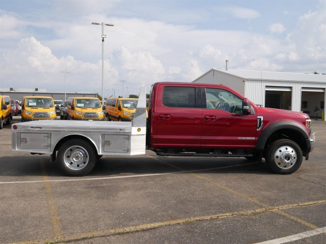2019 F-550 Crew Cab DRW 4x4,  Platform Body #FTK1426 - photo 15