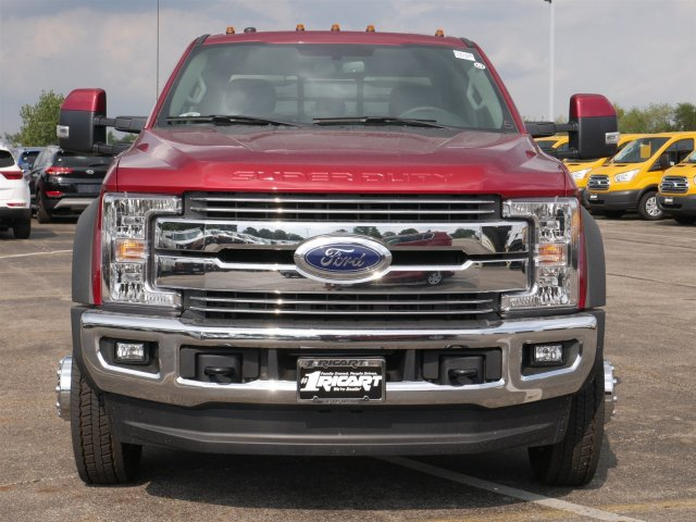2019 F-550 Crew Cab DRW 4x4,  Platform Body #FTK1426 - photo 11