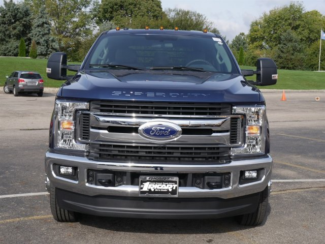 2019 F-350 Crew Cab DRW 4x4,  CM Truck Beds Platform Body #FTK1481 - photo 14