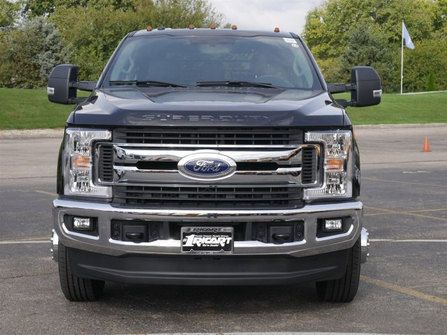 2019 F-350 Crew Cab DRW 4x4,  CM Truck Beds Platform Body #FTK1482 - photo 4
