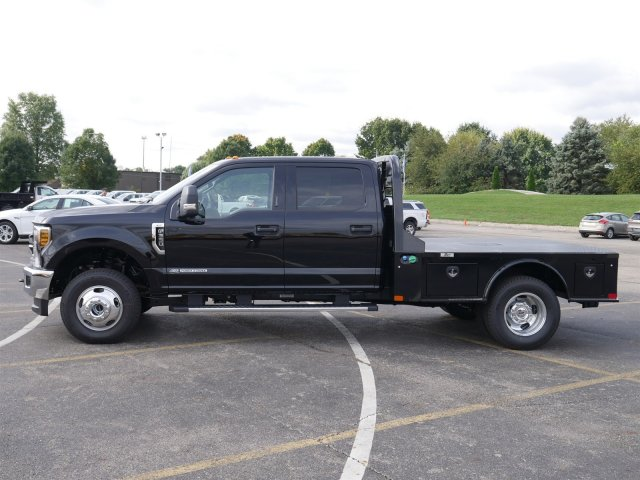 2019 F-350 Crew Cab DRW 4x4,  CM Truck Beds Platform Body #FTK1482 - photo 5