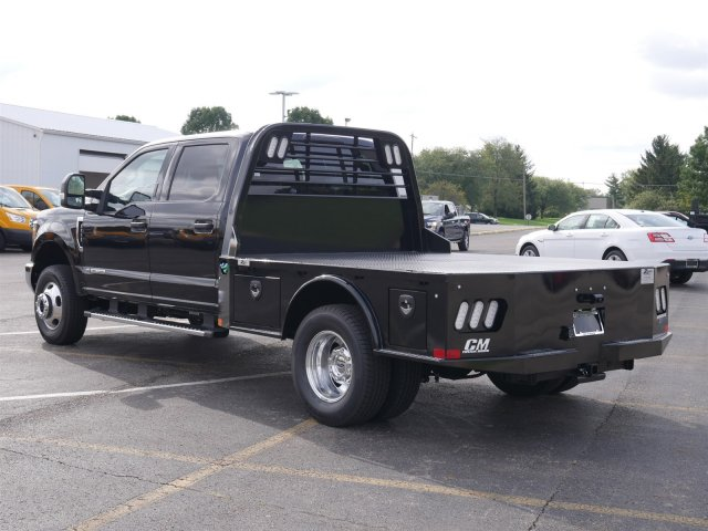 2019 F-350 Crew Cab DRW 4x4,  CM Truck Beds Platform Body #FTK1482 - photo 2