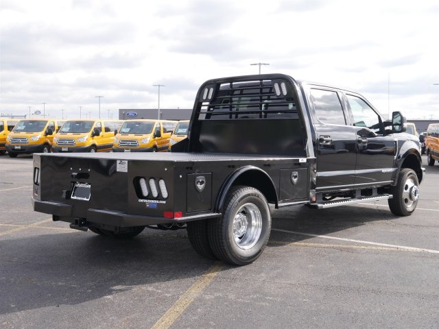 2019 F-350 Crew Cab DRW 4x4,  CM Truck Beds Platform Body #FTK1482 - photo 7