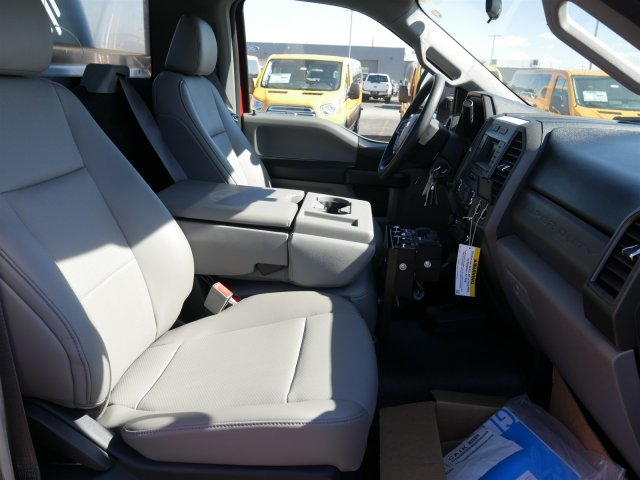 2019 F-550 Regular Cab DRW 4x4,  Rugby Dump Body #FTK1503 - photo 12