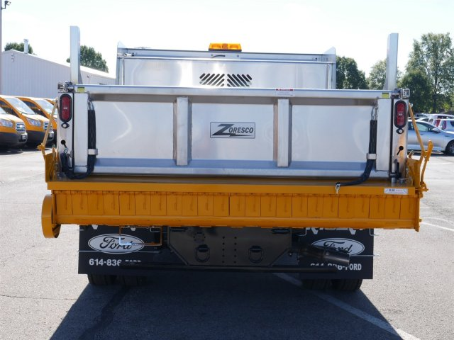 2019 F-550 Regular Cab DRW 4x4,  Rugby Dump Body #FTK1503 - photo 6