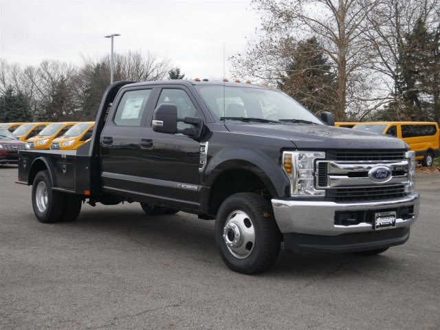 2019 F-350 Crew Cab DRW 4x4,  CM Truck Beds Platform Body #FTK1506 - photo 3