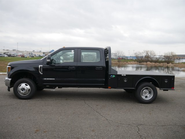 2019 F-350 Crew Cab DRW 4x4,  CM Truck Beds Platform Body #FTK1506 - photo 6