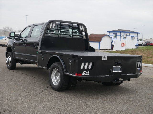 2019 F-350 Crew Cab DRW 4x4,  CM Truck Beds Platform Body #FTK1506 - photo 2