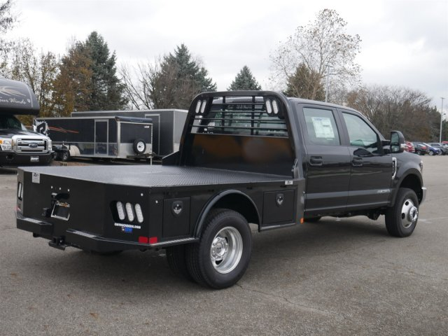 2019 F-350 Crew Cab DRW 4x4,  CM Truck Beds Platform Body #FTK1506 - photo 8