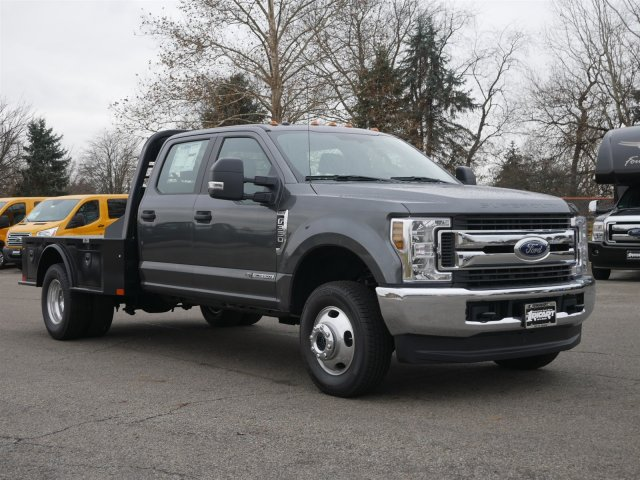 2019 F-350 Crew Cab DRW 4x4,  CM Truck Beds Platform Body #FTK1507 - photo 3