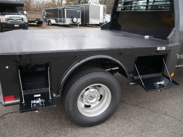 2019 F-350 Crew Cab DRW 4x4,  CM Truck Beds Platform Body #FTK1507 - photo 15